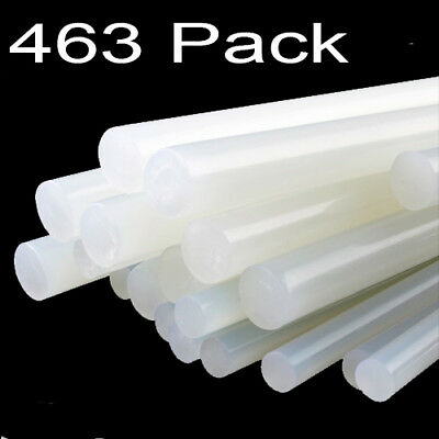 463 Mini Hot Glue Gun Sticks Melt Clear Craft Heating Adhesive Wholesale Lot