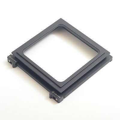 Luland Produced Arca Swiss 141mm  to  SINAR Shutter Adapter Plate