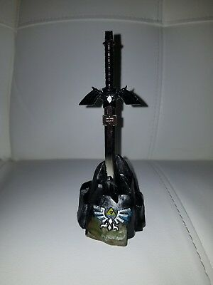 Legend of Zelda Hylian black handle Master Sword Letter Opener