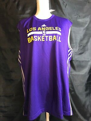 Adidas Los Angeles Lakers Wendejersey 2XL