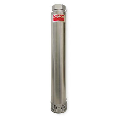 10-Stage Stainless Steel Submersible Well Pump Head