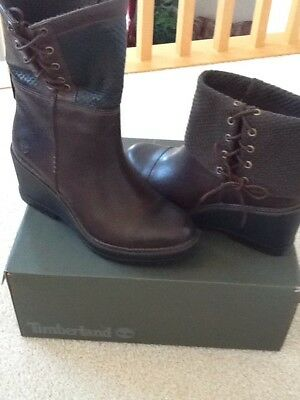 bab0a375f3c NEW TIMBERLAND WOMEN S Kellis Fold-Down Ankle Boots Style TBOA1JY5 ...