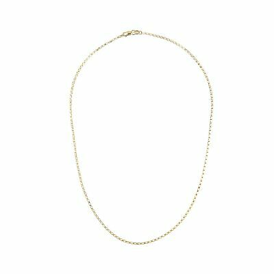 Citerna 9ct Yellow Gold 3.2g Belcher Chain Necklace pzby7nbk0q