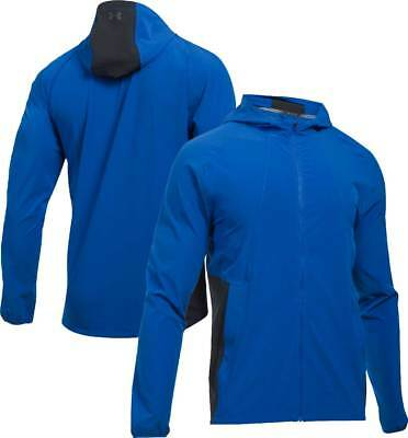 Under Armour Men's UA Outrun The Storm Jacket Full Zip Hoodie New 1304579 L