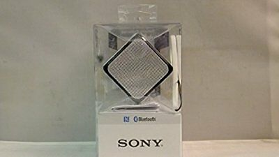 SONY SRS-X11 BLUETOOTH RECHARGEABLE PORTABLE SPEAKER WHIT/BLACK inc VAT