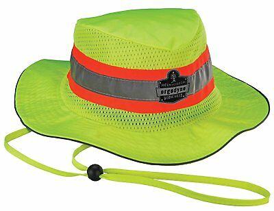 Chill-Its 8935MF Evaporative Cooling Microfiber High Visibility Ranger Hat,