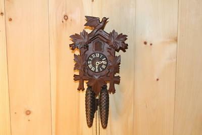 Classic German Black Forest 8 Day Cuckoo Clock