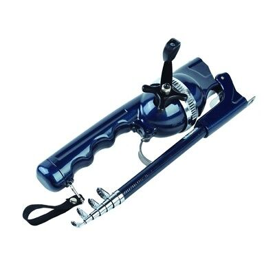 BLISSWILL Rod & Reel Combos Smooth Action Telescoping Pole Compatible with