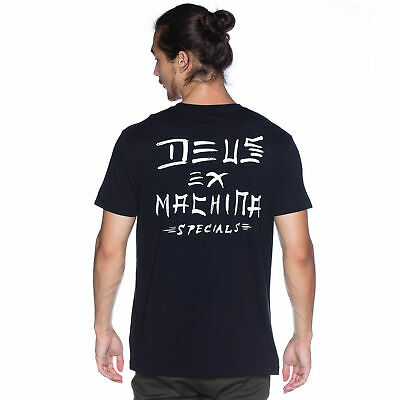 City Beach Deus Ex Machina Down Town T-shirt