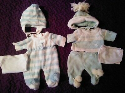 Vintage Cabbage Patch Preemie Clothes