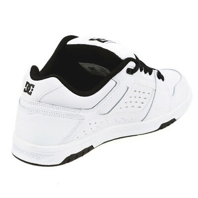 DC Shoes DC Shoes Stag Shoes in White