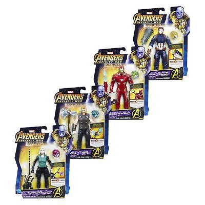 NEW Marvel Avengers: Infinity War Figure with Infinity Stone Assorted