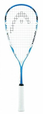 Head Microgel 125 Squash Racquet. Delivery is Free