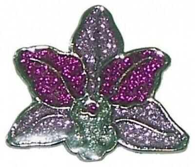 Navika Orchid Glitzy Ball Marker with Hat Clip. Navika USA Inc.