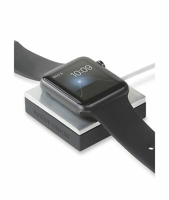 Native Union ANCHOR for Apple Watch - Weighted charging pad for Apple Watch -...