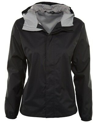 (Small, TNF Black) - The North Face Girls' Resolve Reflective Jacket