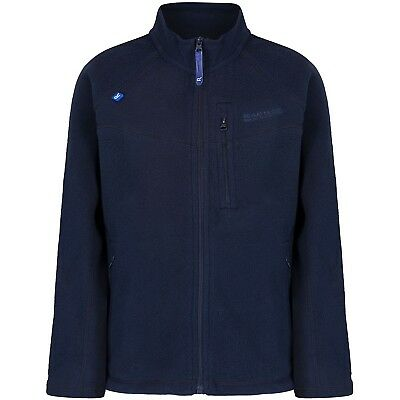 (7-8, Navy) - Regatta Children's Marlin V Fleece. Shipping Included