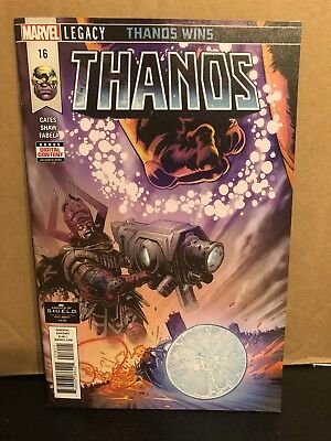 Thanos #16 First Print Origin of Cosmic Ghost Rider Marvel Comics HOT SOLD OUT