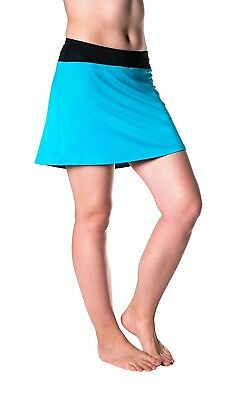 (X-Large, Aquamarine) - Skirt Sports Women's Racecation Skirt. Huge Saving