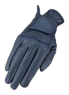 (7, Navy) - Heritage Premier Show Glove. Heritage Gloves. Shipping is Free