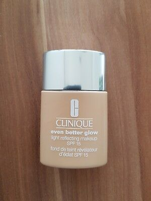 CLINIQUE even better glow light reflecting makeup SPF15 30ml WN 12 meringue (VF)
