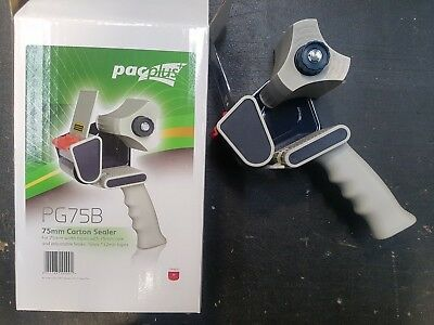 Pacplus 75mm carton sealer Tape gun NEW