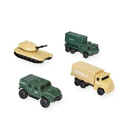 True Heroes Sentinel 1 Die Cast Military Vehicles - 4 Pack..., By Toys R Us