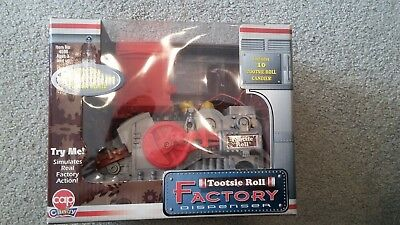 Tootsie Roll Factory made in 1999 collectible toy used