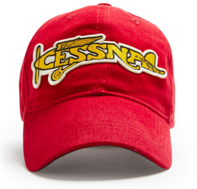 8f7c59081f45f6 Cessna Aircraft / Airplane Company Pilot Embroidered Outdoor Baseball Cap /  Hat
