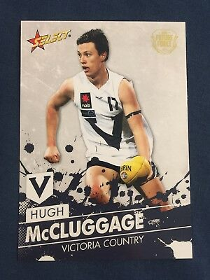 2016 Select Future Force AFL Football Card - Victoria Country 59 Hugh McCluggage