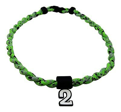 (Neon Green Digi Camo) - Pick Your Number - Twisted Titanium Sports Tornado