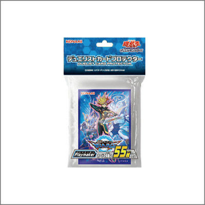 Yugioh Official Card Sleeve PLAYMAKER Japanese From Japan