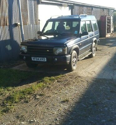 landrover discovery 2 td5/v8 breaking for parts facelift 1998-2004