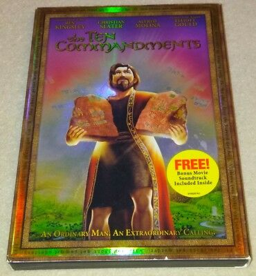 The Ten Commandments (DVD CHURCH *GOD