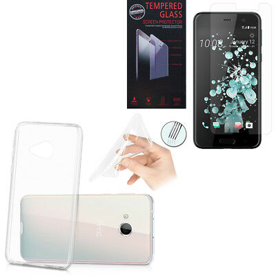 Coque Silicone TPU Clear gel Ultra Fine Model HTC