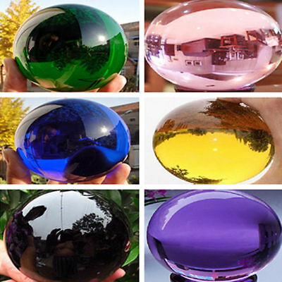 hot  Round Glass Crystal ball Sphere Buyers select the size 40mm to 200mm