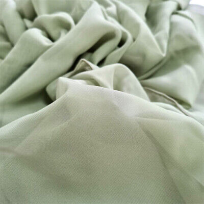 Chiffon Fabric Sold Per Meter 1.5M Wide  Wedding  Draping Swagging Decor