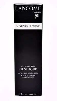 LANCOME ADVANCED GENIFIQUE YOUTH ACTIVATING CONCENTRATE 50ml BRAND NEW SEALED