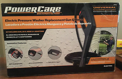 Power Care Electric Pressure Washer Replacement Gun & Hose Kit - 204-167