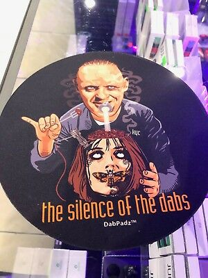 Silence of the Lambs Mouse pad Dab mat *Authorized Dealer*