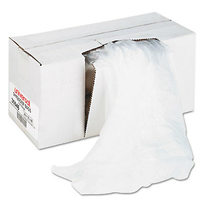 UNIVERSAL High-Density Shredder Bags 40-45 gal Capacity 100/Box 35946