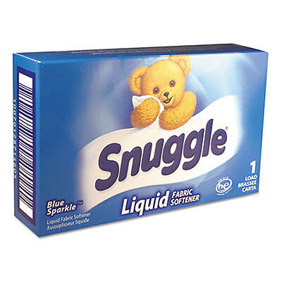 Snuggle Liquid HE Fabric Softener Original 1 Load Vend-Box 100/Carton 2979996