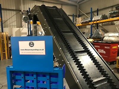 Conveyor Belt system brand new build 500mm wide belt 6m long