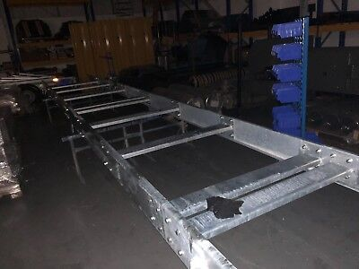 Conveyor Belt system brand new build 1000mm wide belt 8m long