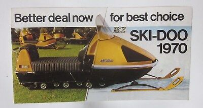 1970 ski doo olympique tnt nordic operators manual dealer insert rh picclick com 1973 Ski-Doo 1970 ski doo olympique 335 manual
