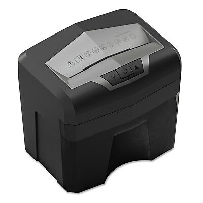 UNIVERSAL 48100 Light-Duty Cross-Cut Shredder 10 Sheet Capacity