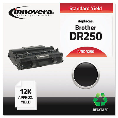 Innovera Remanufactured DR250 Drum Unit Black