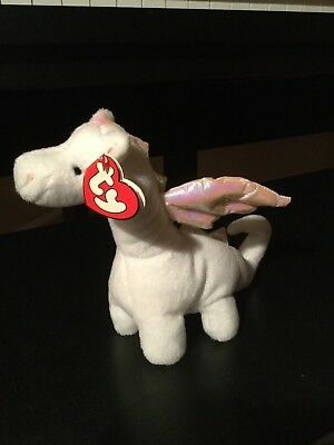 RARE Authentic TY-Beanie Baby Mystic 3RD GENERATION 2nd TUSH