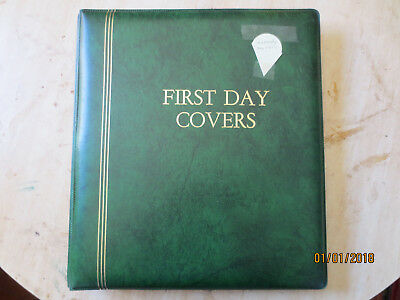 No-30 -   FDC  ALBUM  19  PAGES  WITH  59  FDC'S  --TOP  ORDER