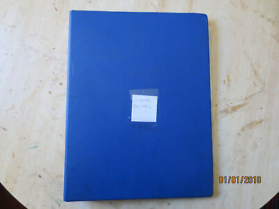 No-40 - FDC  ALBUM  16  PAGES  WITH  21  FDC'S---GOOD ORDER